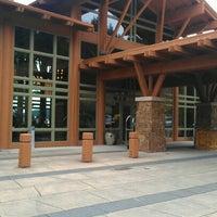 Photo taken at Alderbrook Resort & Spa by Kristin L. on 7/15/2012