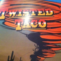 Photo taken at Twisted Taco Perimeter by Shawn J. on 4/25/2012