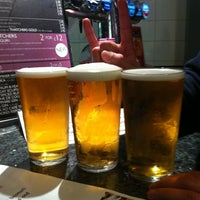 Photo taken at The Gate Clock (Wetherspoon) by Edith V. on 6/2/2012
