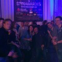 Photo taken at Spinawards 2012 by Aadjan d. on 4/5/2012