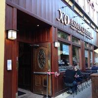 Photo taken at XO Asian Cuisine by Matt D. on 5/8/2012