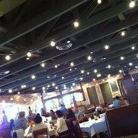 Photo taken at Romano's Macaroni Grill by Priscilla B. on 4/9/2012