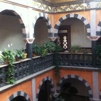 Photo taken at Hotel Casa Tsaya by Abraham V. on 8/4/2012