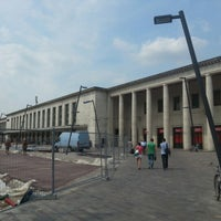 Photo taken at Padova railway station (QPA) by Fabio S. on 8/14/2012