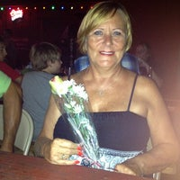 Photo taken at Alice Faye's Restaurant & Bar by Candy F. on 7/14/2012