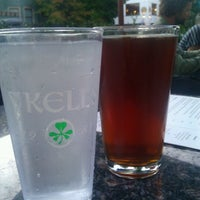 Photo taken at Kells Brew Pub by Theo S. on 8/9/2012