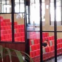 Photo taken at Vrije Universiteit - Hoofdgebouw by Mathias J. on 3/28/2012