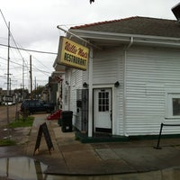 Photo taken at Willie Mae's Scotch House by Daniel G. on 2/18/2012