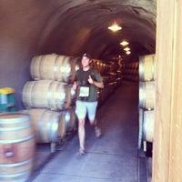 Photo taken at Twisted Oak Winery by JBL on 7/1/2012