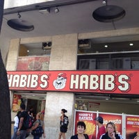 Photo taken at Habib's by Vitor E. on 6/10/2012