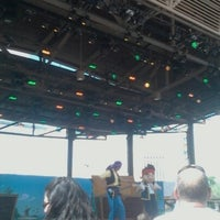 Photo taken at Waterside Stage by Angelica N Santy I. on 8/10/2012