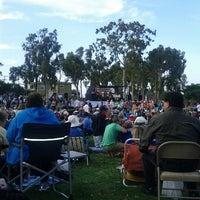 Photo taken at Old Trolley Barn Park by Toni B. on 8/4/2012
