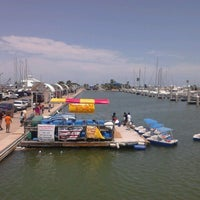 Photo taken at Corpus Christi Bay by Mel R. on 6/18/2012