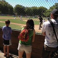 Photo taken at Dooley Field by Jacob S. on 6/30/2012