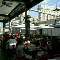 Photo taken at Birreria at Eataly by Glenn R. on 8/12/2012
