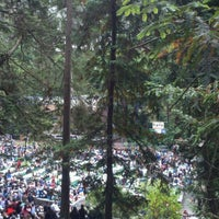 Photo taken at Sigmund Stern Grove by Vincent A. on 8/5/2012
