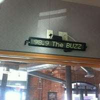 Photo taken at 98.9 The Buzz by Nancy G. on 6/7/2012