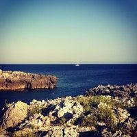 Photo taken at Tenuta Sant'Emiliano by Francesca V. on 8/18/2012