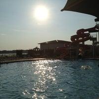 Photo taken at La Torretta Lake Resort & Spa by Valerie B. on 6/23/2012