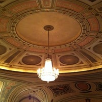 Photo taken at Palace Theatre by Tom C. on 2/10/2012