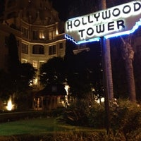 Photo taken at Hollywood Tower by Rob B. on 8/6/2012