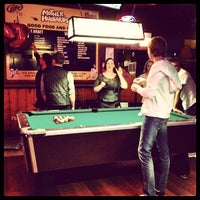Photo taken at Mother Hubbard's Sports Pub by Pavel V. on 4/4/2012