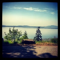 Photo taken at Chuckanut Drive by Michael S. on 8/17/2012