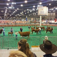 Photo taken at Houston Livestock Show and Rodeo by Kris J. on 3/4/2012