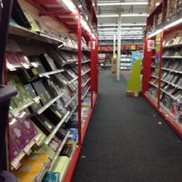 Photo taken at Staples - CLOSED by LoveLilyStarGazers on 8/4/2012