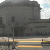 Photo taken at Amtrak/Metra Joliet Union Station (JOL) by Dea W. on 7/28/2012