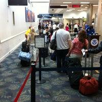 Photo taken at Terminal 2 by Shawn B. on 4/25/2012