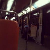 Photo taken at Metro Pudahuel by Sergio DjSextoy Z. on 5/26/2012