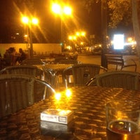 Photo taken at Parada Al Mar by xavi c. on 5/30/2012