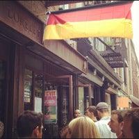 Photo taken at Loreley Restaurant & Biergarten by Mick V. on 6/9/2012