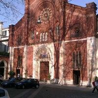 Photo taken at Chiesa di San Marco by Emilijan S. on 3/29/2012