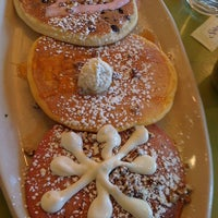 Photo taken at Snooze: An A.M. Eatery by Andrea M. on 3/8/2012