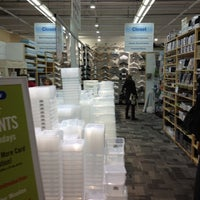 Photo taken at The Container Store by Kick S. on 4/23/2012