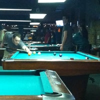 Photo taken at Chicago Billiards Cafe by Benny on 3/18/2012