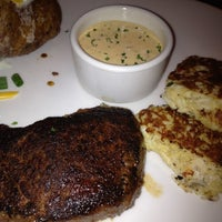 Photo taken at Outback Steakhouse by Elizabeth P. on 6/16/2012