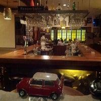 Photo taken at Die Stube German Bar & Resto by Jose Luis M. on 5/19/2012
