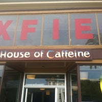 Photo taken at Maxfield's House of Caffeine by Frank on 4/18/2012