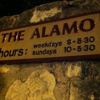Photo taken at Basement of the Alamo by Mari-chu C. on 4/5/2012