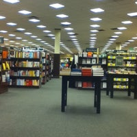 Photo taken at Barnes & Noble by James H. on 9/1/2012