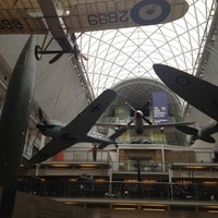 Photo taken at Imperial War Museum by May U. on 7/3/2012