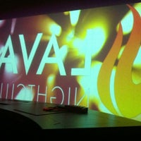 Photo taken at Lava Nightclub at Turning Stone Resort Casino by Bryan F. on 7/1/2012