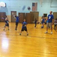 Photo taken at Delavan Elementary School by Chris S. on 4/20/2012