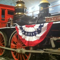 Photo taken at Southern Museum of Civil War and Locomotive History by Chris L. on 8/1/2012