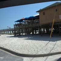 Photo taken at Navarre pier restaurant by Bill M. on 8/24/2012