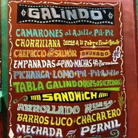 Photo taken at Galindo by Andres S. on 5/22/2012