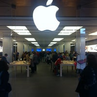 Photo taken at Apple La Maquinista by George K. on 4/4/2012